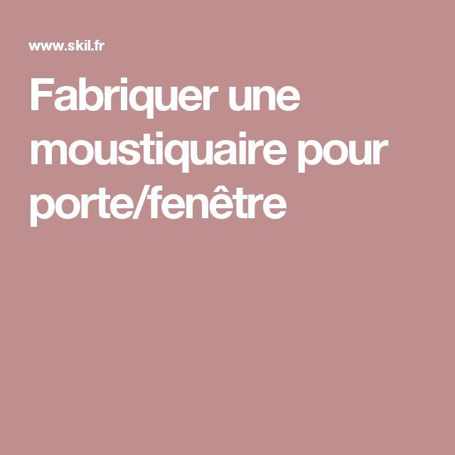 Les 25 meilleures id es de la cat gorie moustiquaire pour for Moustiquaire rideau pour porte fenetre