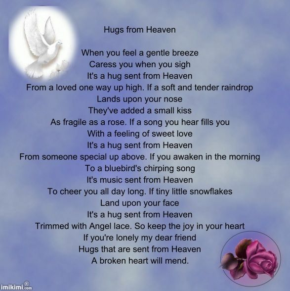 a letter to my husband in heaven letter sent from heaven hugs from heaven imikimi 28807 | 697ea2ea9feae774a27434d48c32fa88