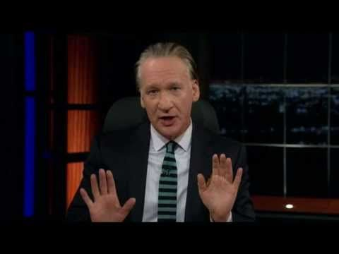 Bill Maher - New Rules [Noah's Ark, God and Religion] - YouTube