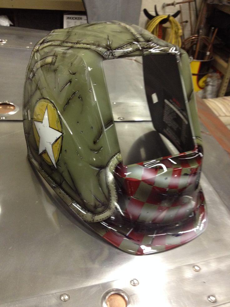 Best 25 Welding Helmet Ideas On Pinterest Welding Gear