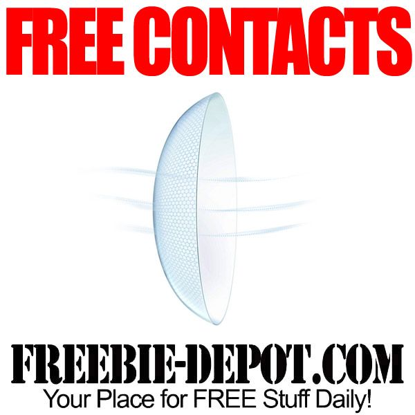 FREE AIR OPTIX Brand Contact Lenses - FREE Pair of Contacts - FREE Contact Lens Money-Saving Offers #freebies
