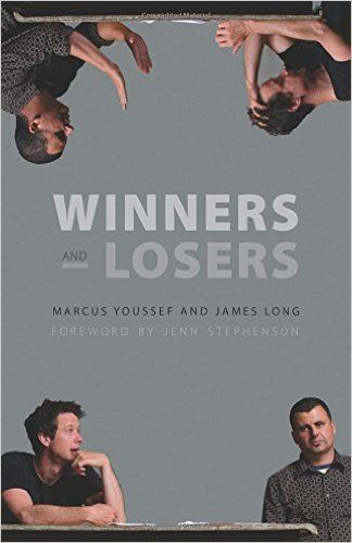 Autobiographical performance piece.  Two friends sitting around playing a made up game. Nominate for 2015 GG Award. Learn more at Talon Books: http://talonbooks.com/books/winners-and-losers