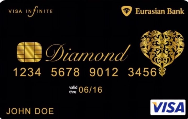 Diamond card