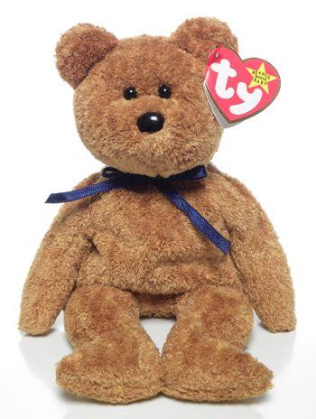 Fuzz - Bear - Ty Beanie Babies