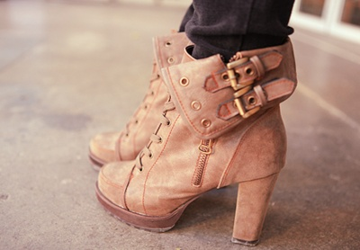 these boots are made for walkin' and that's just what they'll do
