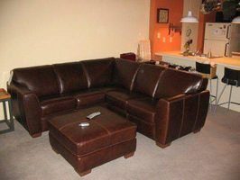 A sectional couch is a versatile option for a room, and a sectional couch cover can enhance your decor.
