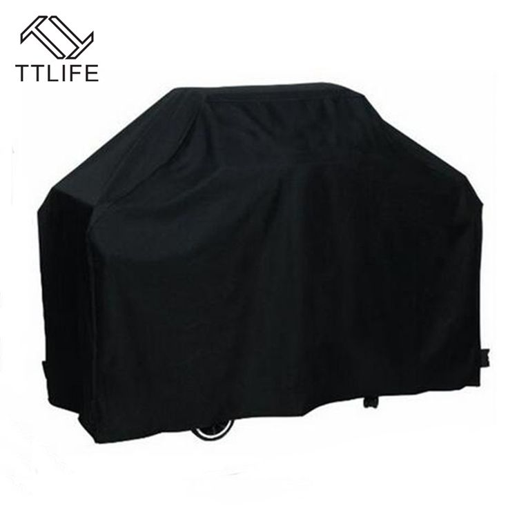 TTLIFE Waterproof BBQ Cover Dustproof Polyester Fibre Cloth Large BBQ Cover Gas Barbecue Grill Cover For Patio Protector 5 Sizes #Affiliate