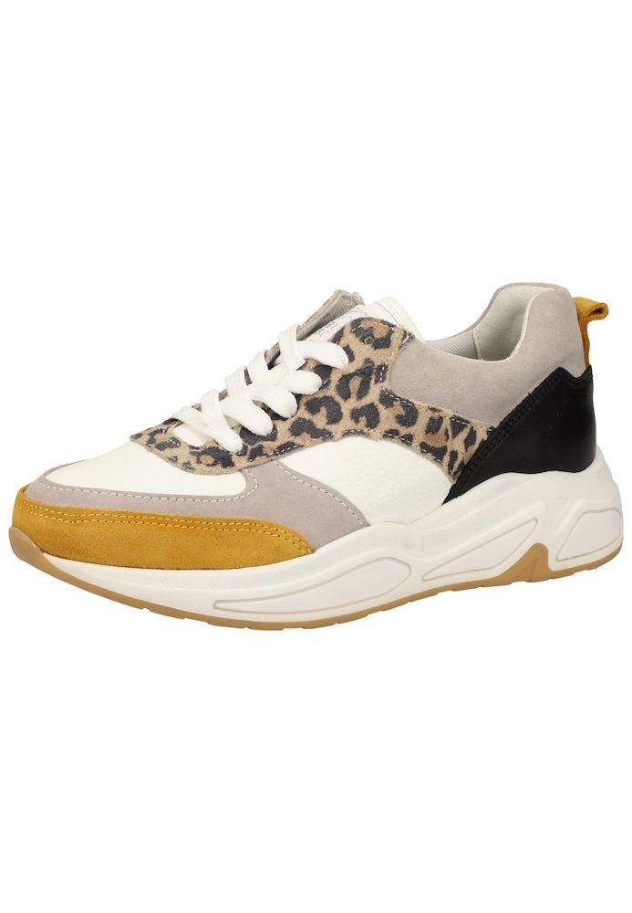 Damen Sneaker, senf, 41
