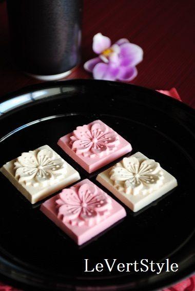 Japanese sweets / 干菓子(Higashi)