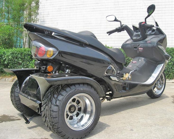 49cc scooters, 50cc scooters, 150cc scooters to 400cc Gas Scooters for sale , Street Legal Mopeds, Motorcycles, Go Karts, 4 Wheelers, Utility Vehicles, - CMS 3 Wheel 150cc Roadster Trike Moped | Scooter - LICENSED DEALERS ONLY