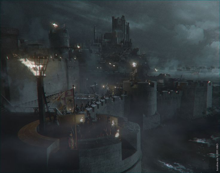 The Art Of Game Of Thrones #concept #game #thrones
