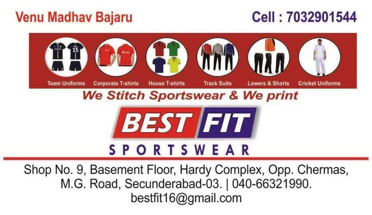 Best fit sportswear   Sportswear, t-shirts, team uniforms, school house t-shirts, hoodies, tracksuits, lowers, shorts   Zonalinfo