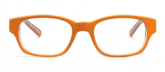 Warby Parker Colton frames. My new specs!