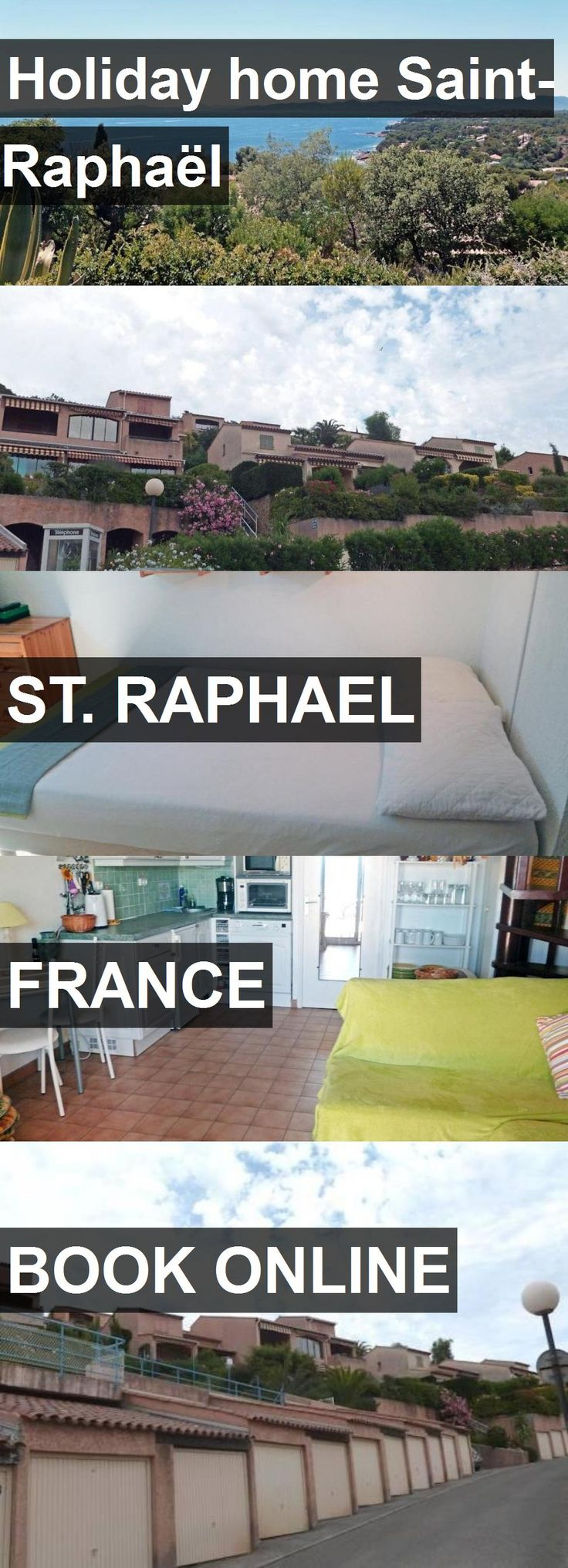 Hotel Holiday home Saint-Raphaël in St. Raphael, France. For more information, photos, reviews and best prices please follow the link. #France #St.Raphael #HolidayhomeSaint-Raphaël #hotel #travel #vacation