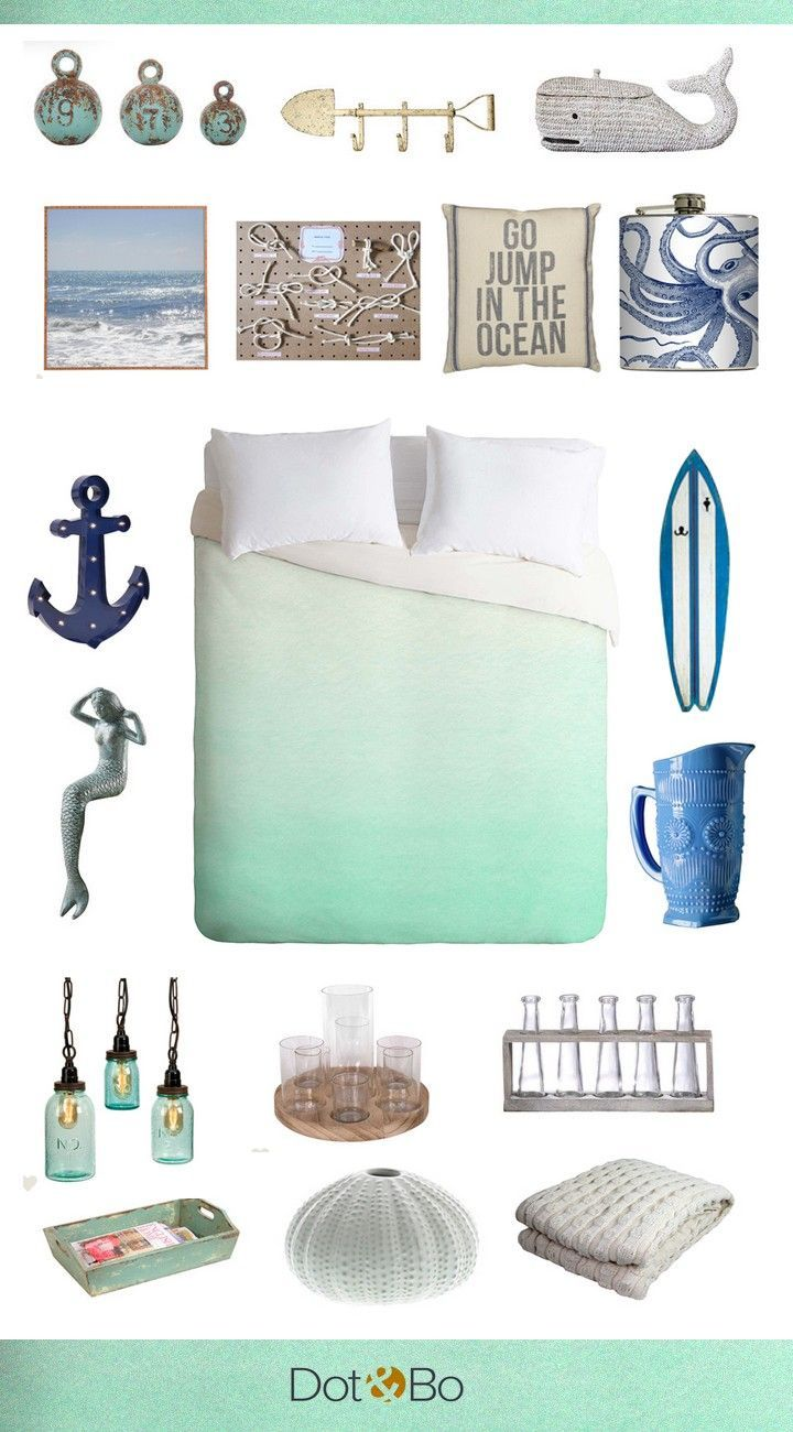 The Perfect Beach Home Accessories From Dot Bo Beach House