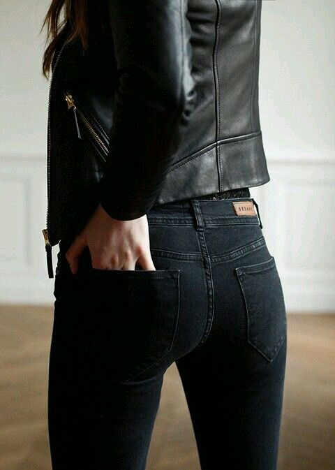 Women Leather Denim Clothing, Shoes & Jewelry : Women : Clothing : Jeans http://amzn.to/2jOGBU9
