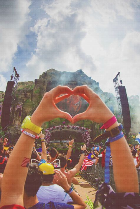 Tomorrowland #tomorrowland #fun #festival #edm