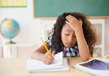 Perfectionist kids: 6 tips to manage their stress