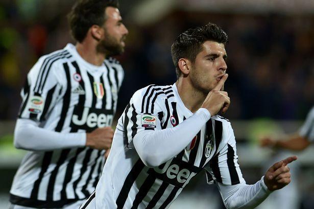Morata se destacou atuando com a camisa da Juventus ( Foto: Getty Images )