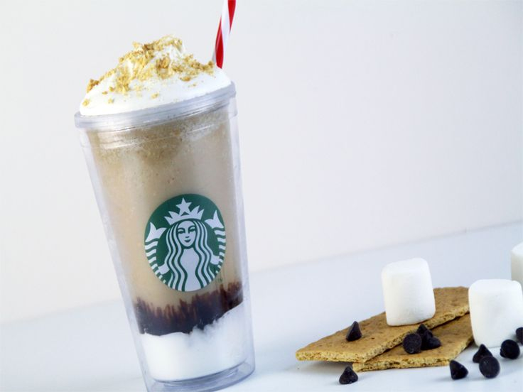 Save some money and your craving for a Starbucks frappuccino by making your very own at home. This s'mores frap is just in time for summer too.