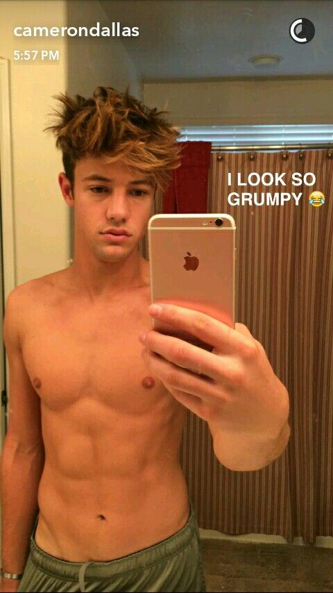 chat with cameron dallas