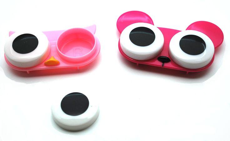 Organizador de Lentes de Contacto Animales  http://www.tuttematute.cl/organizador-de-lentes-de-contacto-animales