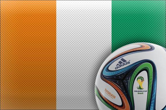 Costa de Marfil en el Mundial