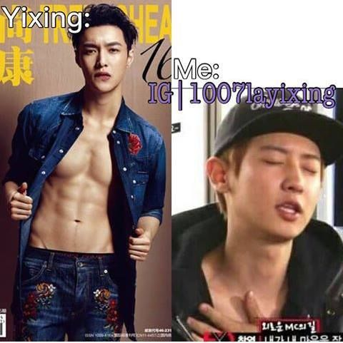 abs, exo, and funny image
