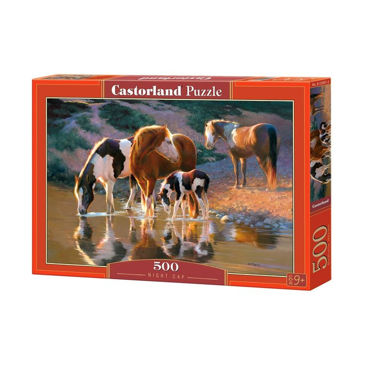 500 Puzzle elements: Night Cap from wholesale and import