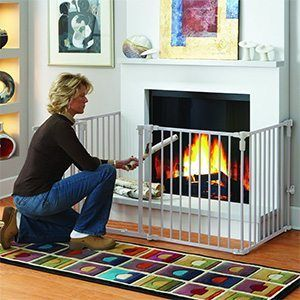 Baby Proofing 101: How To Baby Proof Your Fireplace Part 97