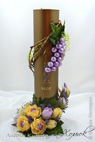 Свит-дизайн. Розы из гофрированной бумаги (23) (320x480, 99Kb)