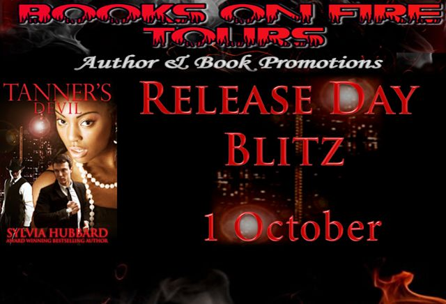 Book Babble: RELEASE DAY BLITZ: Tanner's Devil by Sylvia Hubbar...