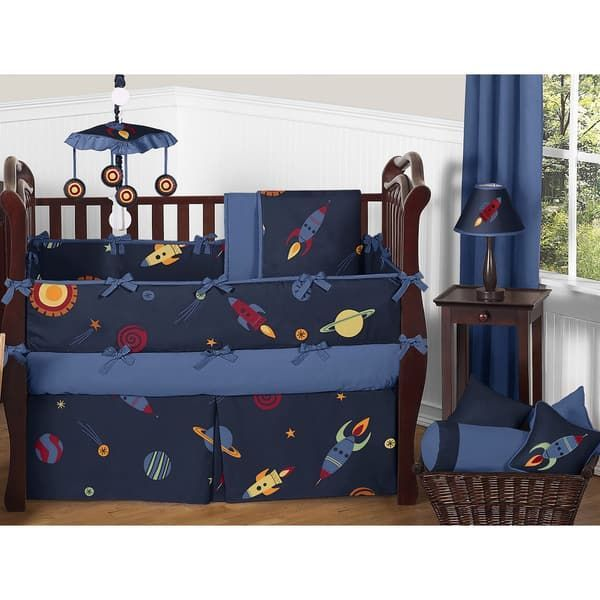 Crib Bedding Boy Baby, Police Baby Bedding