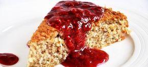Mandulás-kókuszos torta | Receptváros - recept képpel