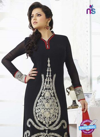 Every women dream of having large collection of designer party wear salwar suit in her wardrobe. Different types of salwar suit are made from different materials such as chiffon, crepe, cotton, georgette and silk. You can buy it in printed, embroidered or plain pattern as per the occasion.