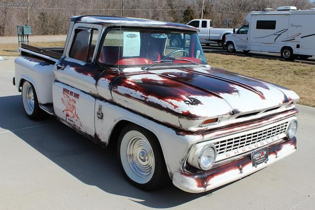 How about some pics of 60-66 Trucks - Page 216 - The 1947 - Present Chevrolet & GMC Truck Message Board Network
