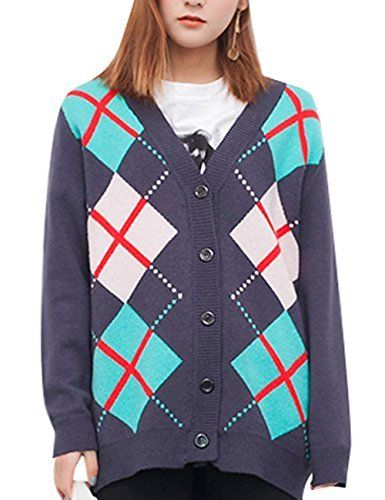 "Product review for Zoulee Girls Christmas Lingge College Cardigan Sweater Lattice Thicker Cardigan.  Zoulee has registered US Trademark ""Zoulee"". This item is only provided by Zoulee, and did not authorize any second stores to sell our items, if other seller follow selling our items, please kindly notice us or report to Amazon directly. Zoulee only gurantee our quality, we do not..."