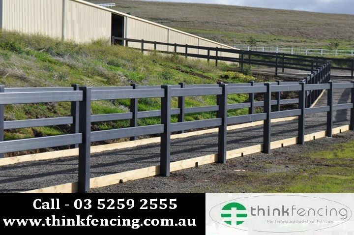 Rural Fencing & Picket Fencing was originally manufactured to provide horse owners with safe, durable fencing, the benefits of environmentally friendly PVC fencing are now available in commercial products.