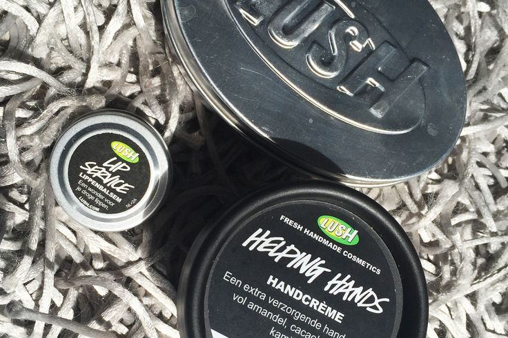 REVIEW: LUSH HELPING HANDS
