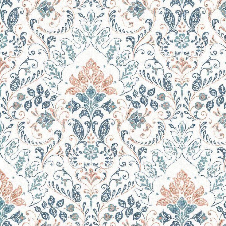 Persian Damask Peel And Stick Wallpaper Peel And Stick Wallpaper Fine Persian Rugs Damask