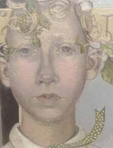 Native boy by Alison Watt | Blouin Art Sales Index