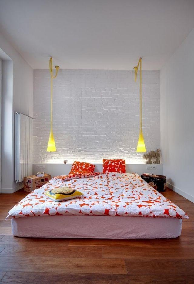 216 best images about wohnideen fürs schlafzimmer on pinterest - Schlafzimmergestaltung Mit Lila Und Weiss