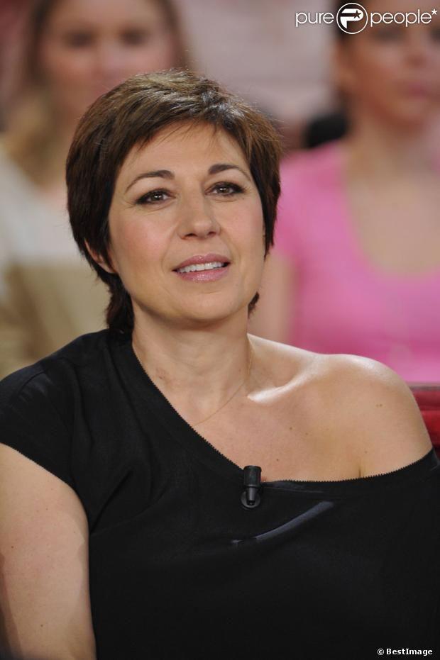 Valérie Benguigui dans Vivement Dimanche le 11 avril 2012.