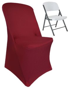 Spandex Chair Covers For Lifetime Folding Chairs