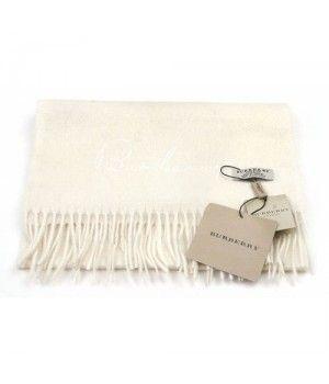 Burberry Monochrome Cashmere scarf Iovry