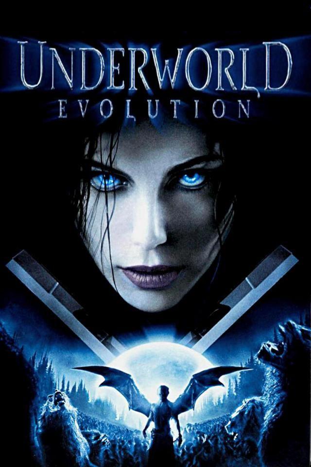Underworld Evolution 2006 Movie Poster Pelicula Underworld Submundo Peliculas