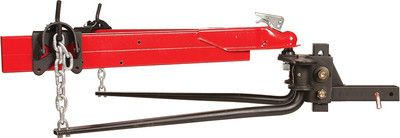 Ultra-Fab Products 35-946225 Round Bar Weight Distribution Hitch - 750 lb. Ca...