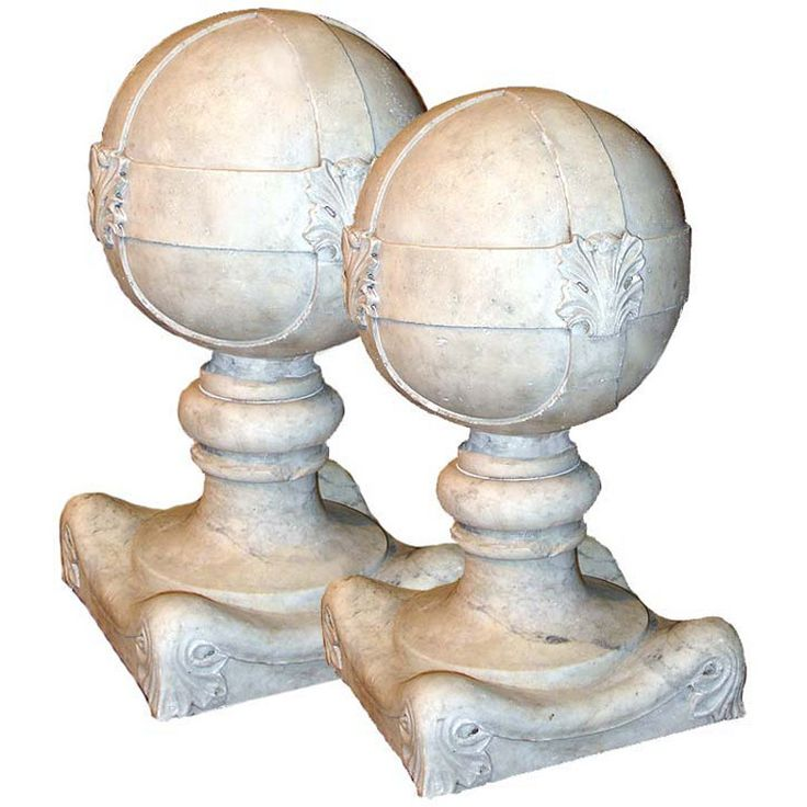 Mock Stone Finial Light For Garden Gate Posts Pedestals: 36 Best Images About Elements