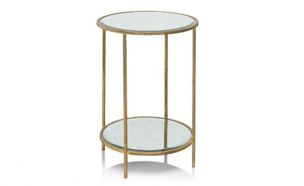 Coco Republic Sinclair Round Side Table