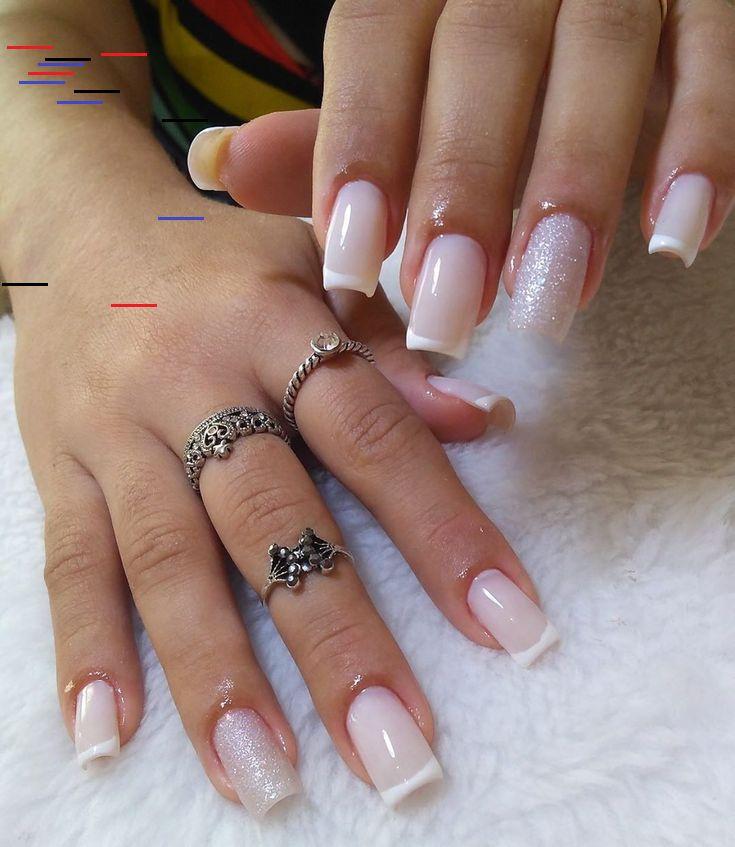 Pin By Celiaandereadaphnedo On Nail In 2020 Nail Art Wedding White Acrylic Nails Organic Nails